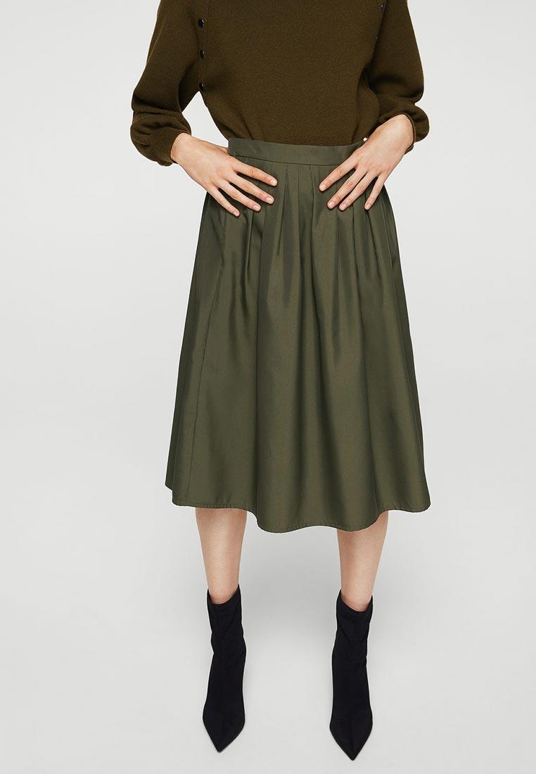 Широкая юбка Mango (Манго) 11047035