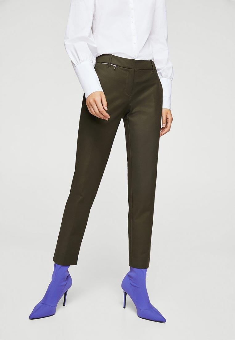 Женские зауженные брюки Mango (Манго) 11027015