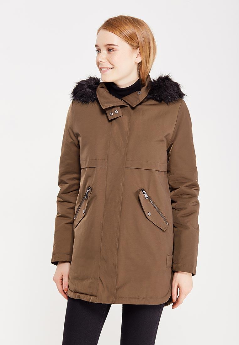 Утепленная куртка Mango (Манго) 13035674