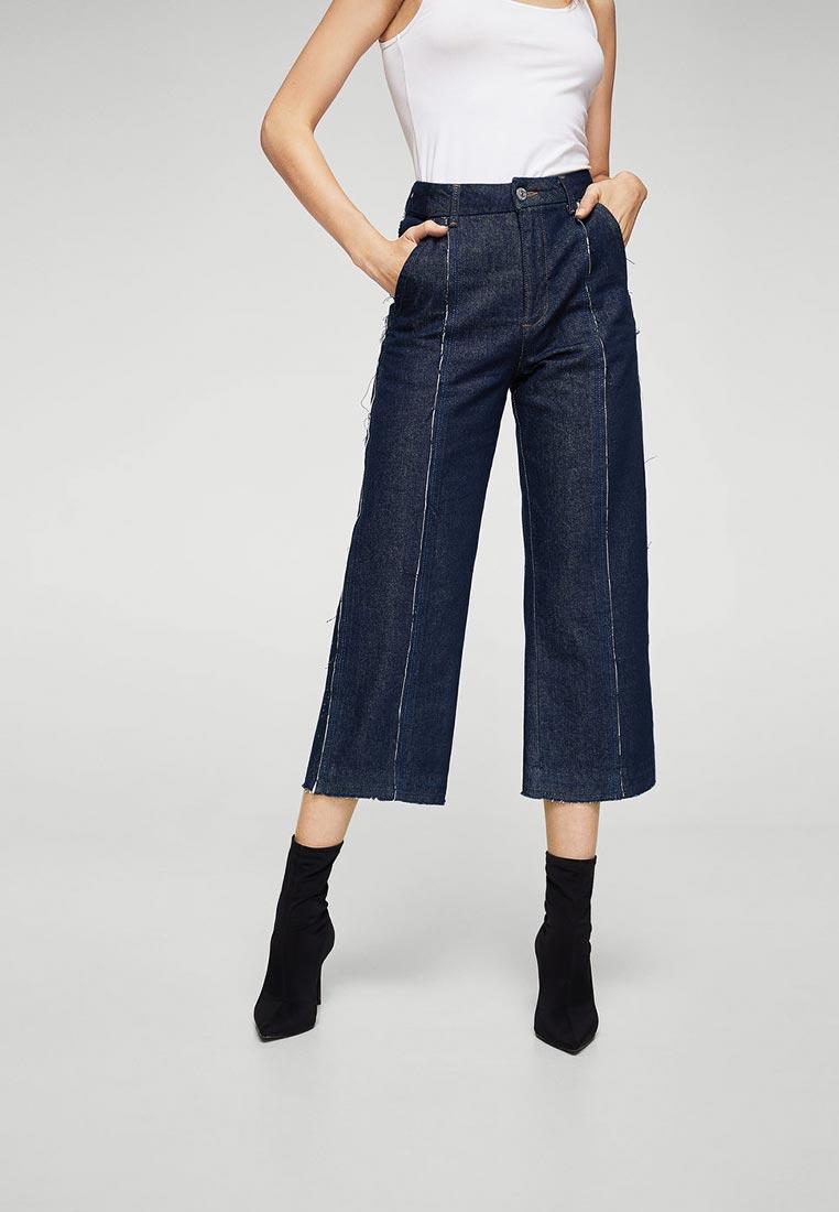 Широкие и расклешенные джинсы Mango (Манго) 13095032