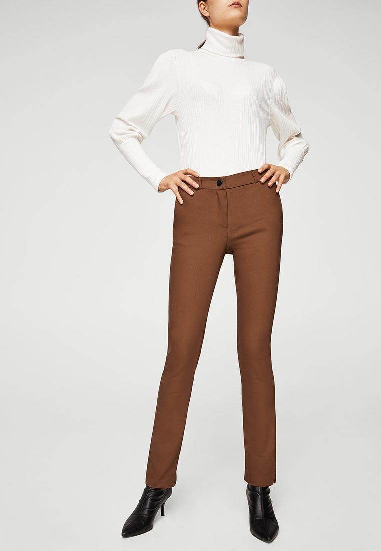 Женские зауженные брюки Mango (Манго) 13097652