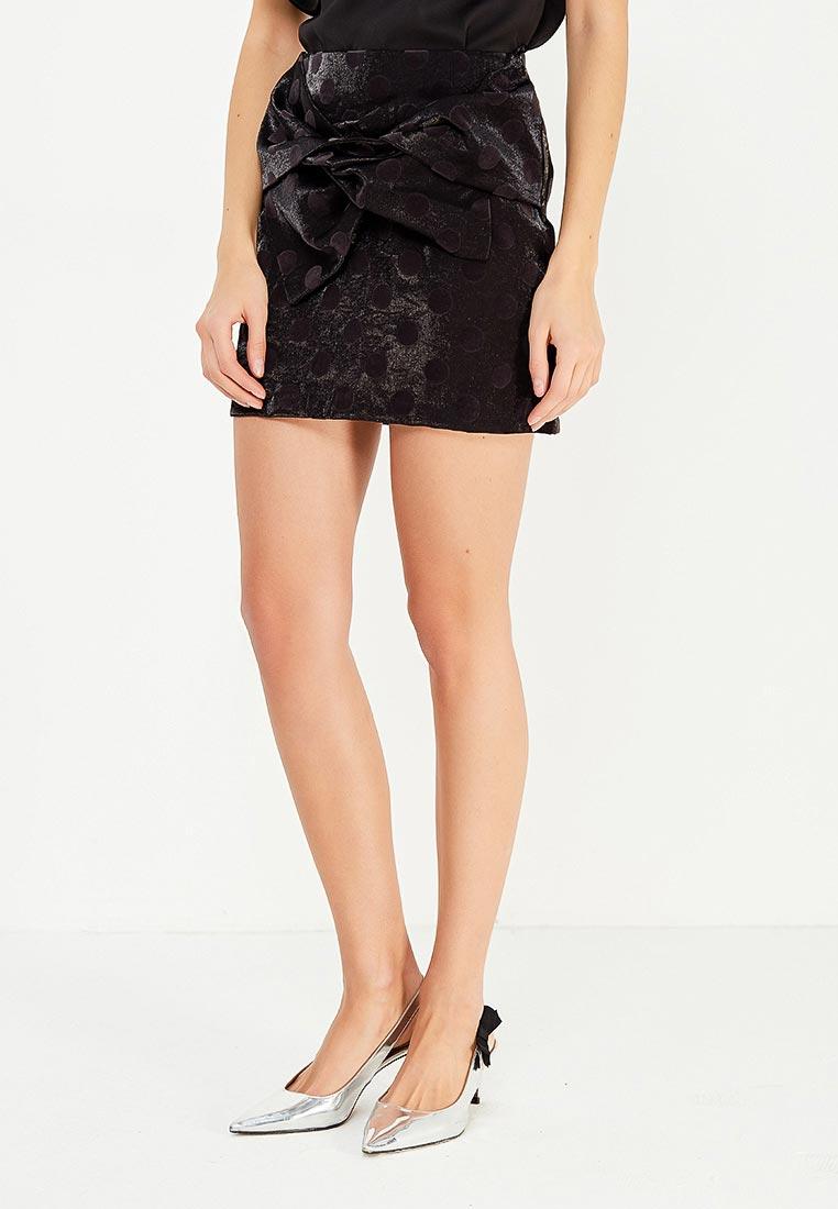Прямая юбка Mango (Манго) 13087640