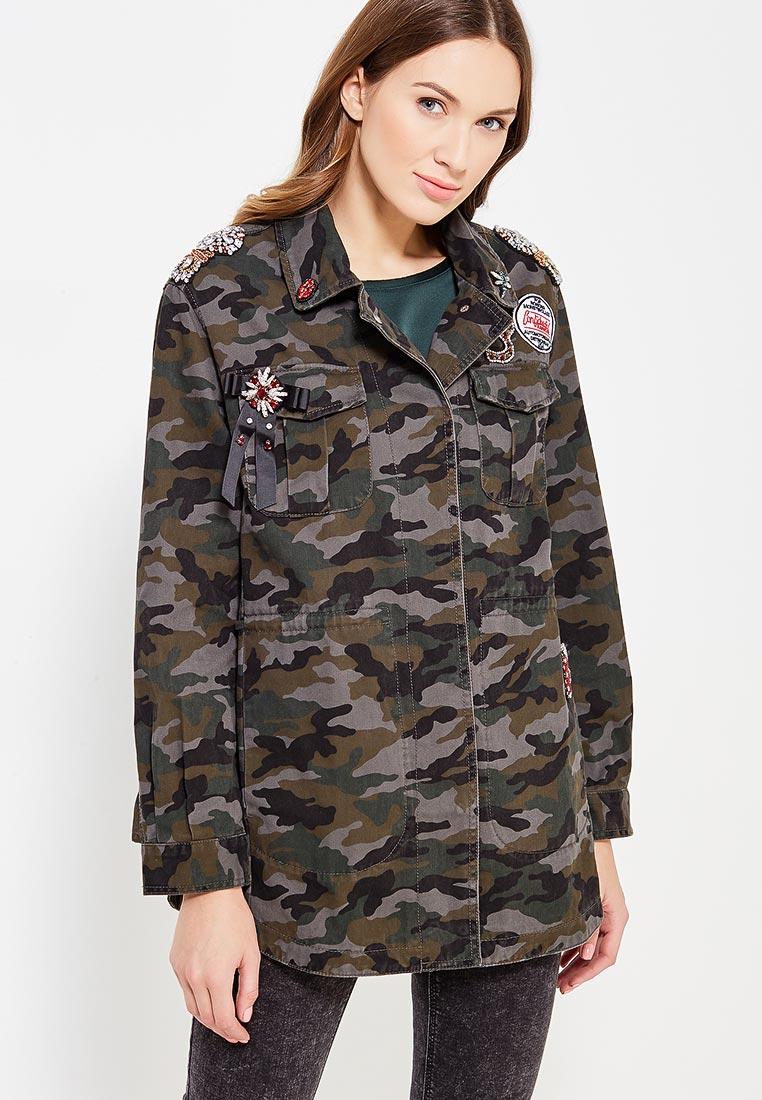 Утепленная куртка Mango (Манго) 13075032