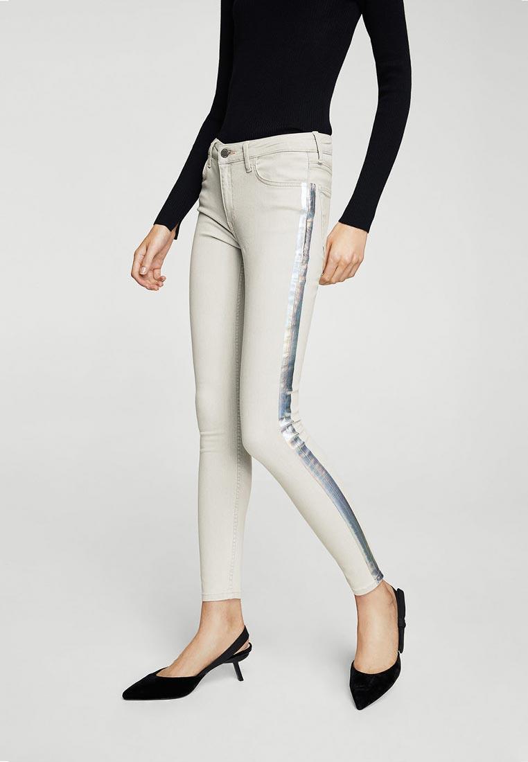 Зауженные джинсы Mango (Манго) 13075737