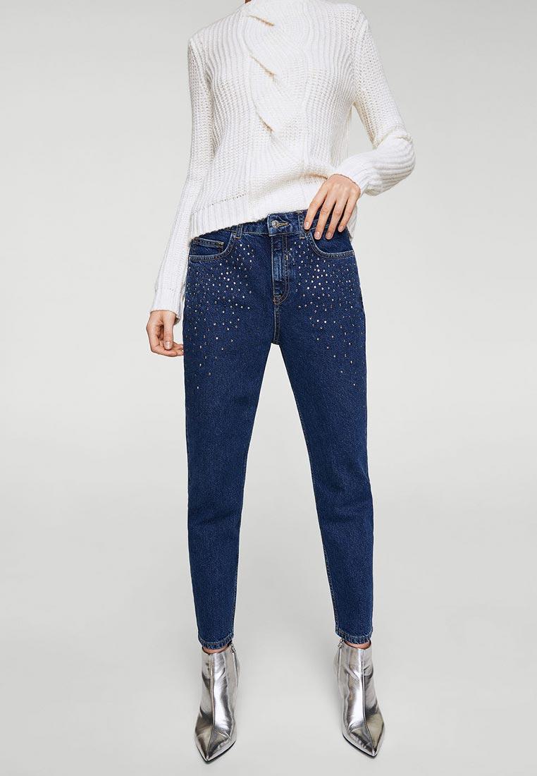 Зауженные джинсы Mango (Манго) 13057678