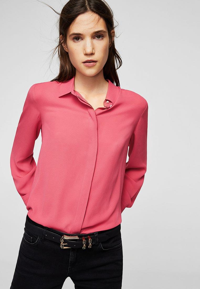 Женские рубашки с длинным рукавом Mango (Манго) 21030365