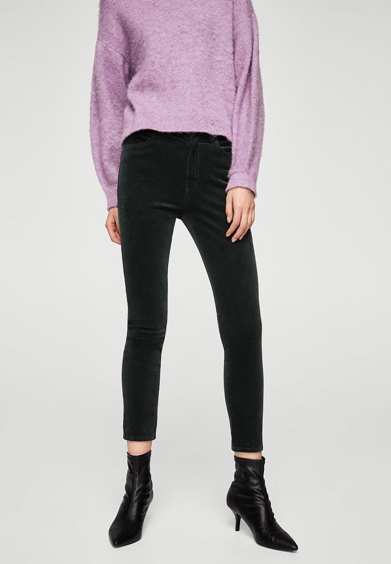 Женские зауженные брюки Mango (Манго) 13097623