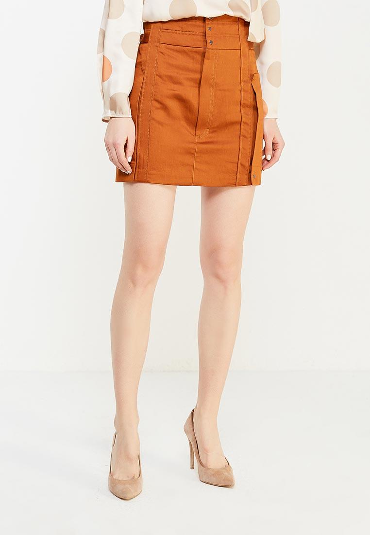 Прямая юбка Mango (Манго) 11097655