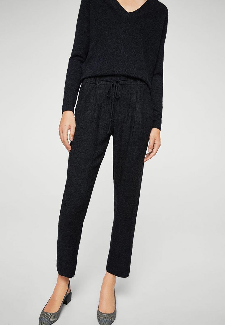 Женские зауженные брюки Mango (Манго) 11097685