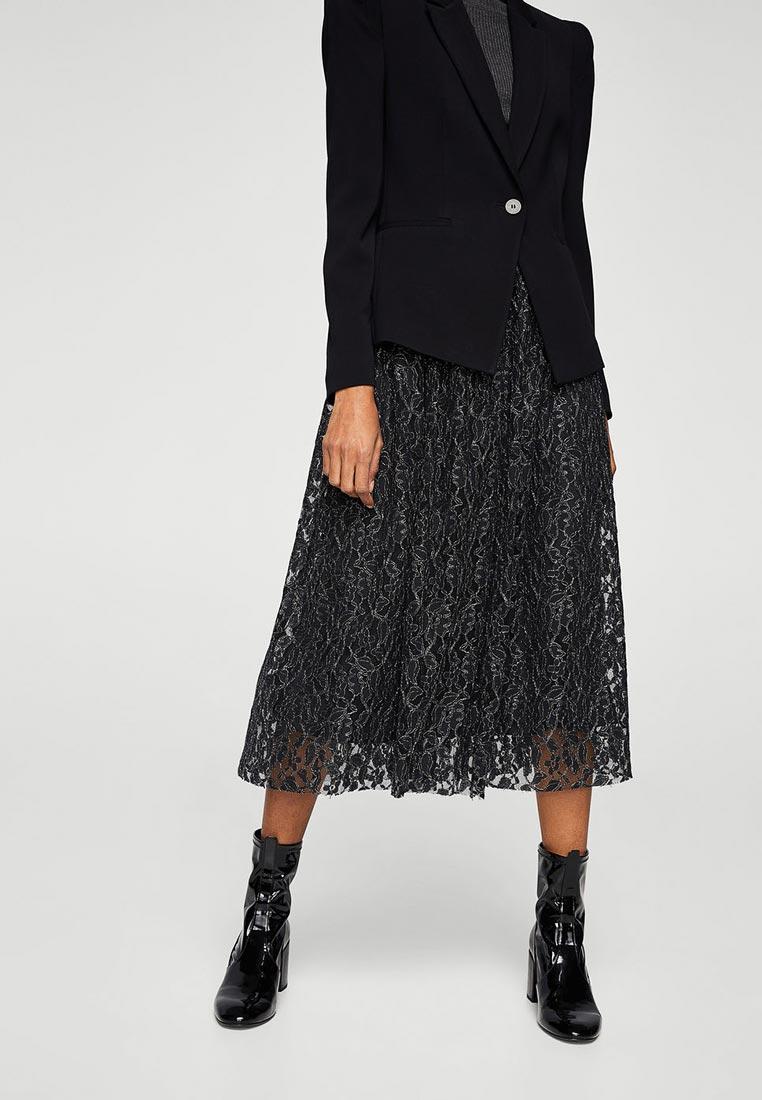 Широкая юбка Mango (Манго) 13079050