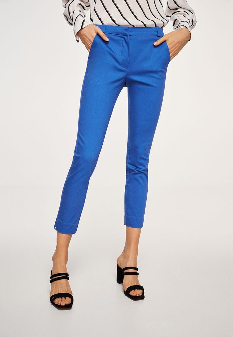 Женские зауженные брюки Mango (Манго) 23990445