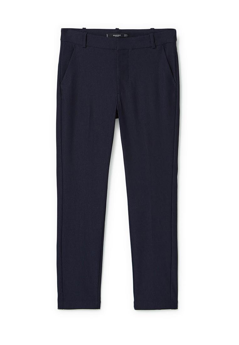 Женские зауженные брюки Mango (Манго) 23090445