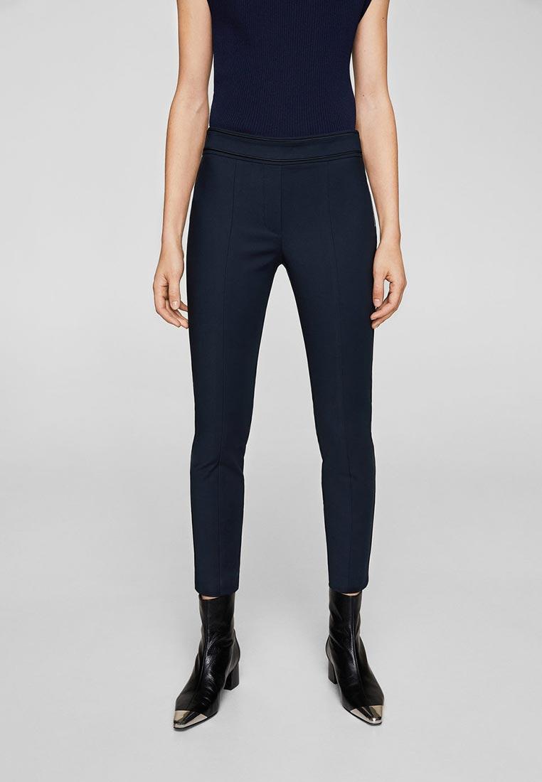 Женские зауженные брюки Mango (Манго) 23050516