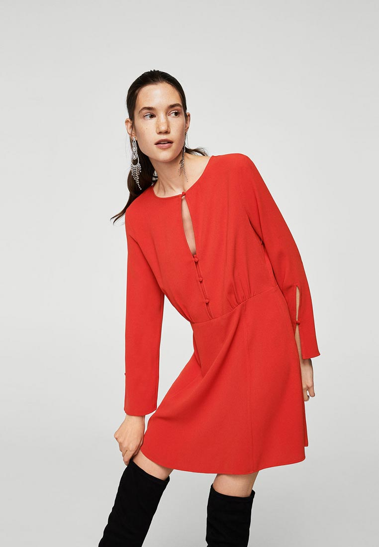 Платье Mango (Манго) 23040563