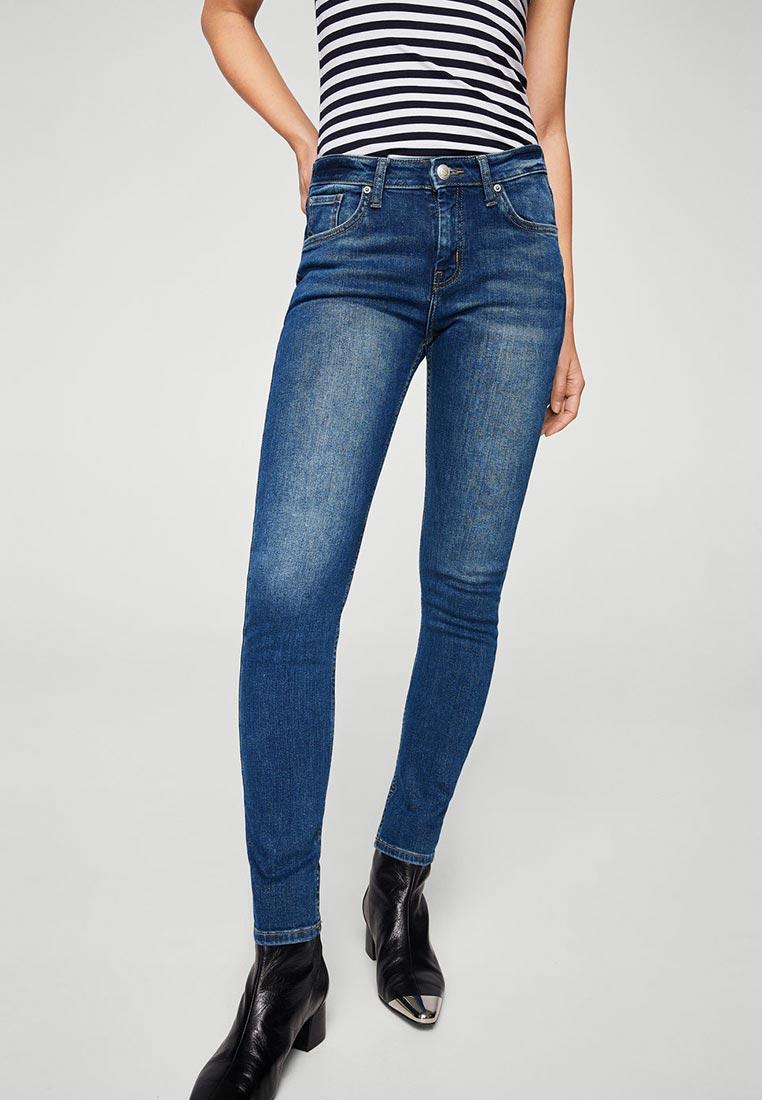 Зауженные джинсы Mango (Манго) 23010424
