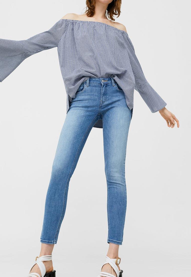 Зауженные джинсы Mango (Манго) 23000377