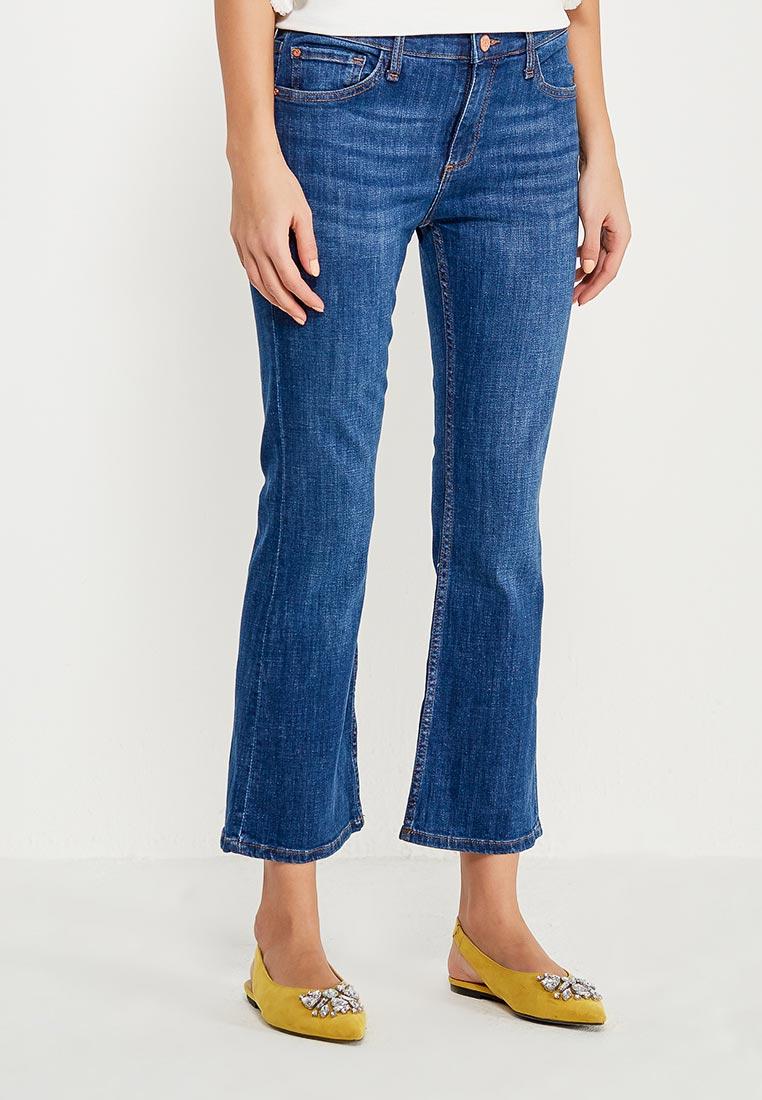 Широкие и расклешенные джинсы Mango (Манго) 23070575