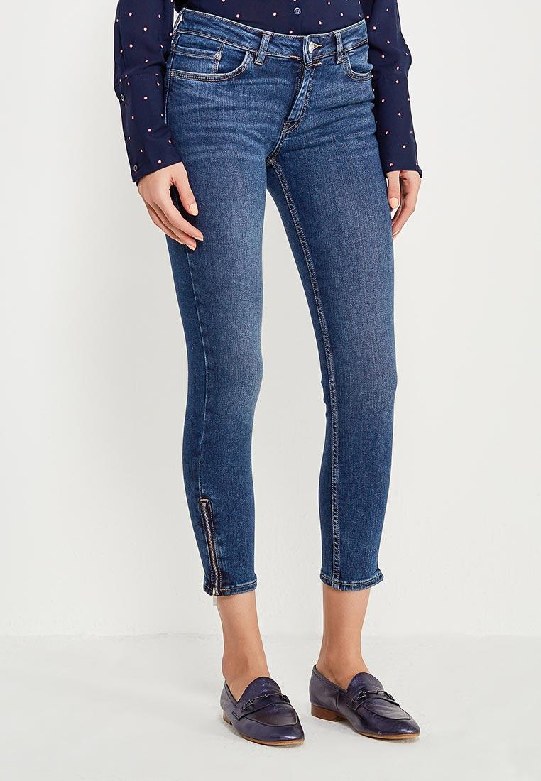 Зауженные джинсы Mango (Манго) 23020382