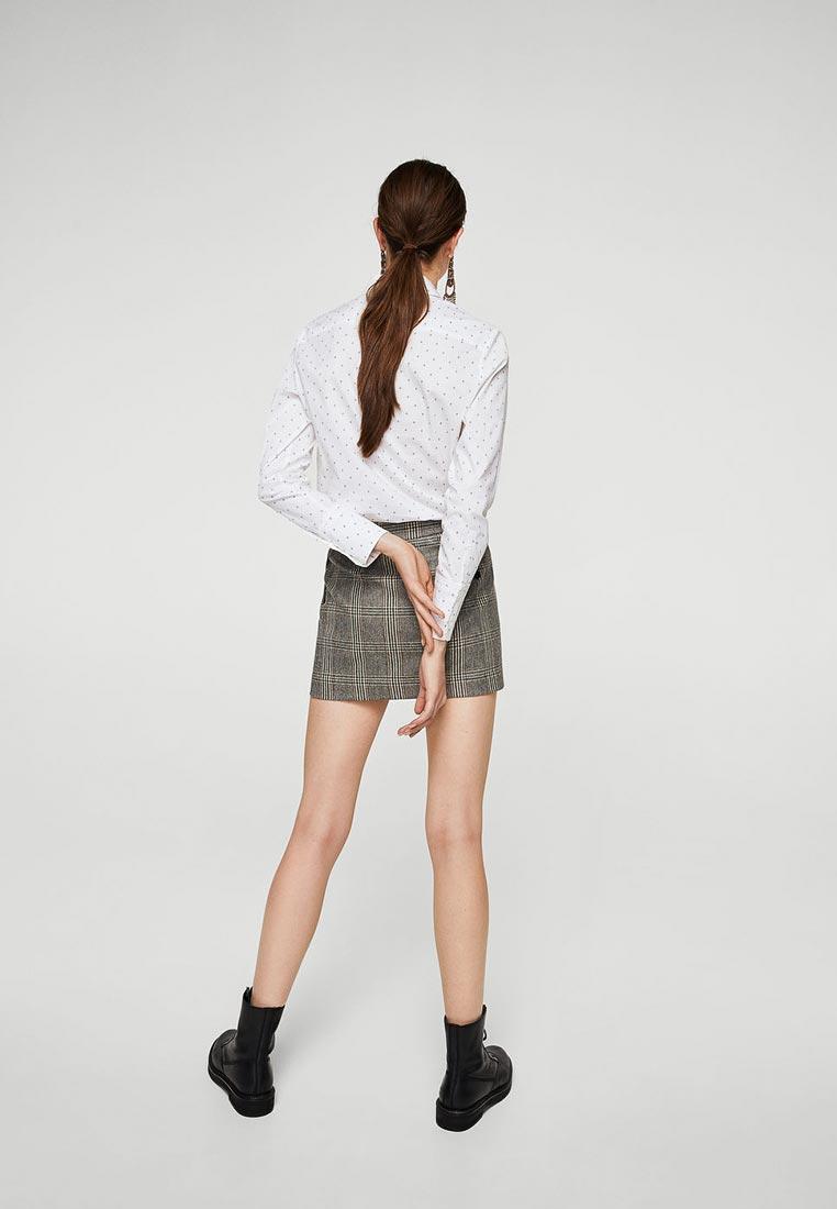 Женские рубашки с длинным рукавом Mango (Манго) 21030543