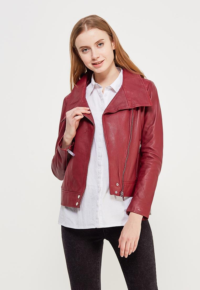 Кожаная куртка Mango (Манго) 23000611