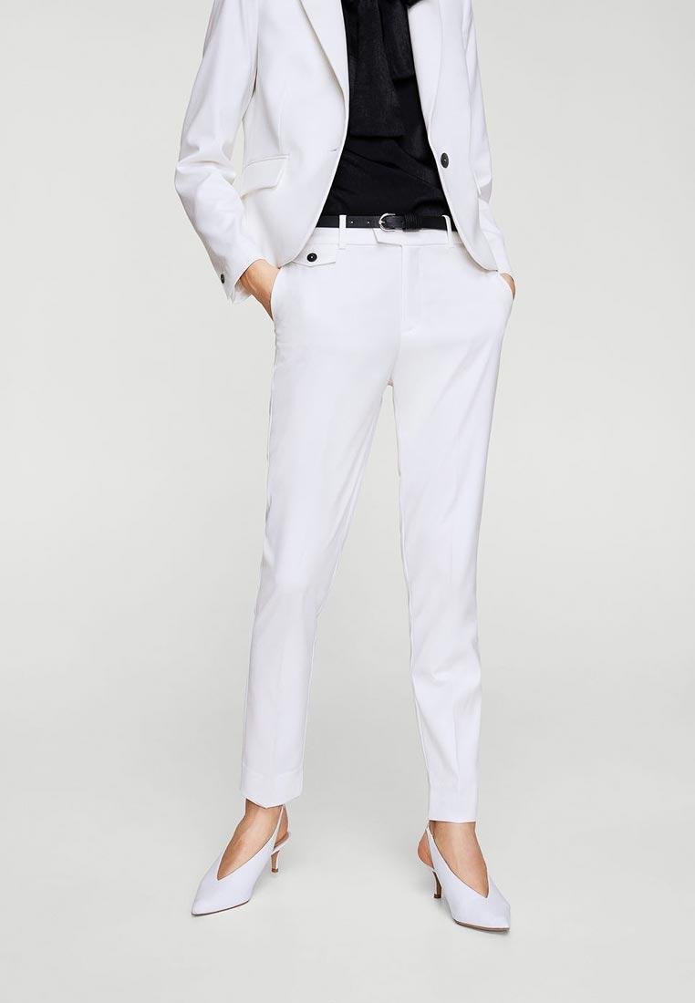 Женские зауженные брюки Mango (Манго) 21930524