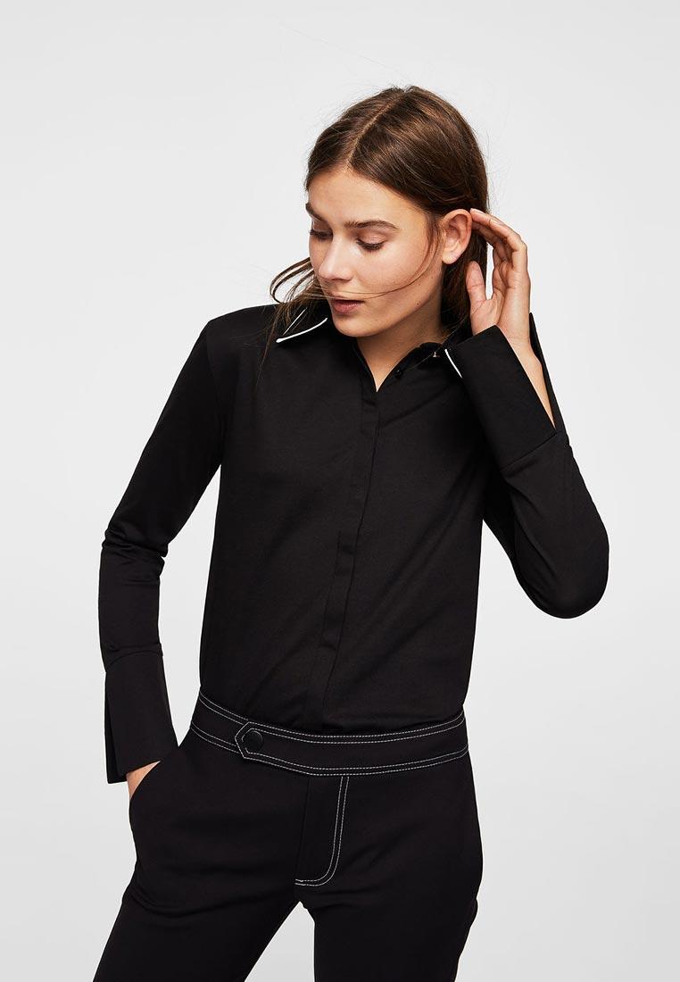 Женские рубашки с длинным рукавом Mango (Манго) 23070825
