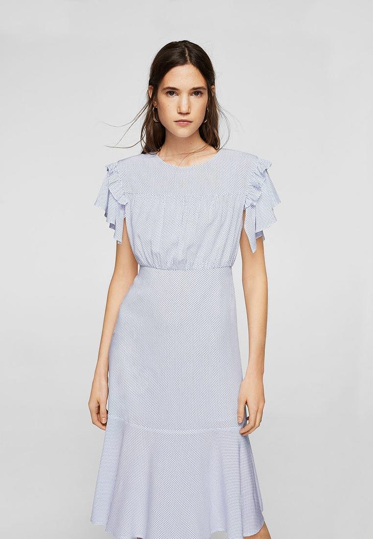 Платье Mango (Манго) 23040684: изображение 1