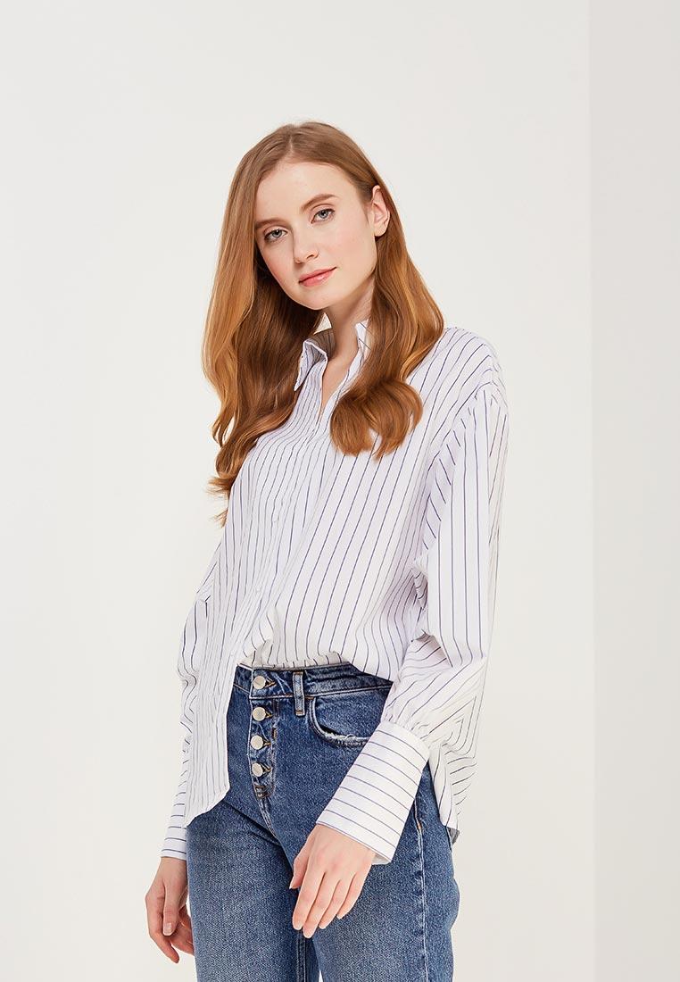 Женские рубашки с длинным рукавом Mango (Манго) 23083613