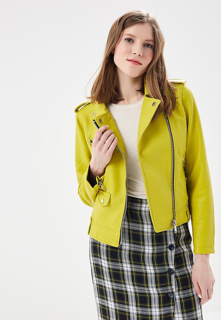 Кожаная куртка Mango (Манго) 23090438