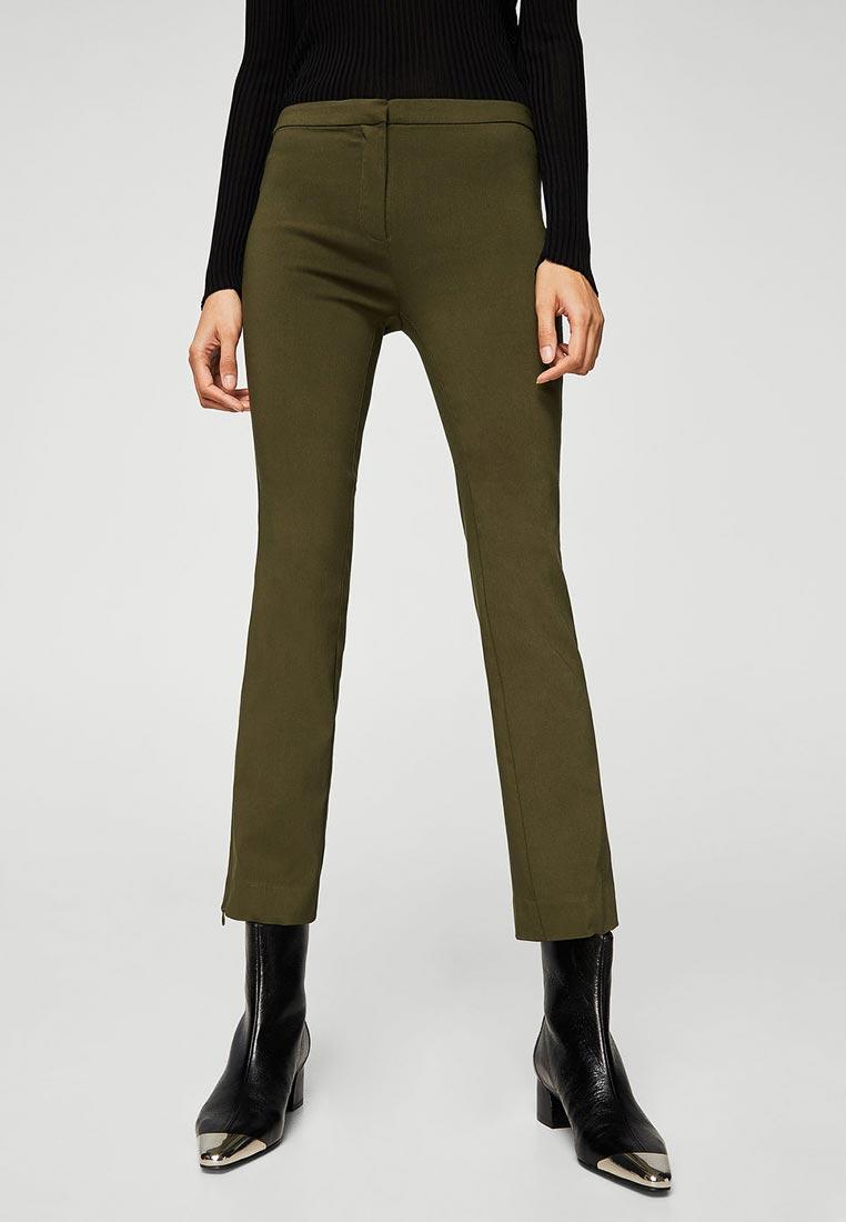 Женские прямые брюки Mango (Манго) 23083603
