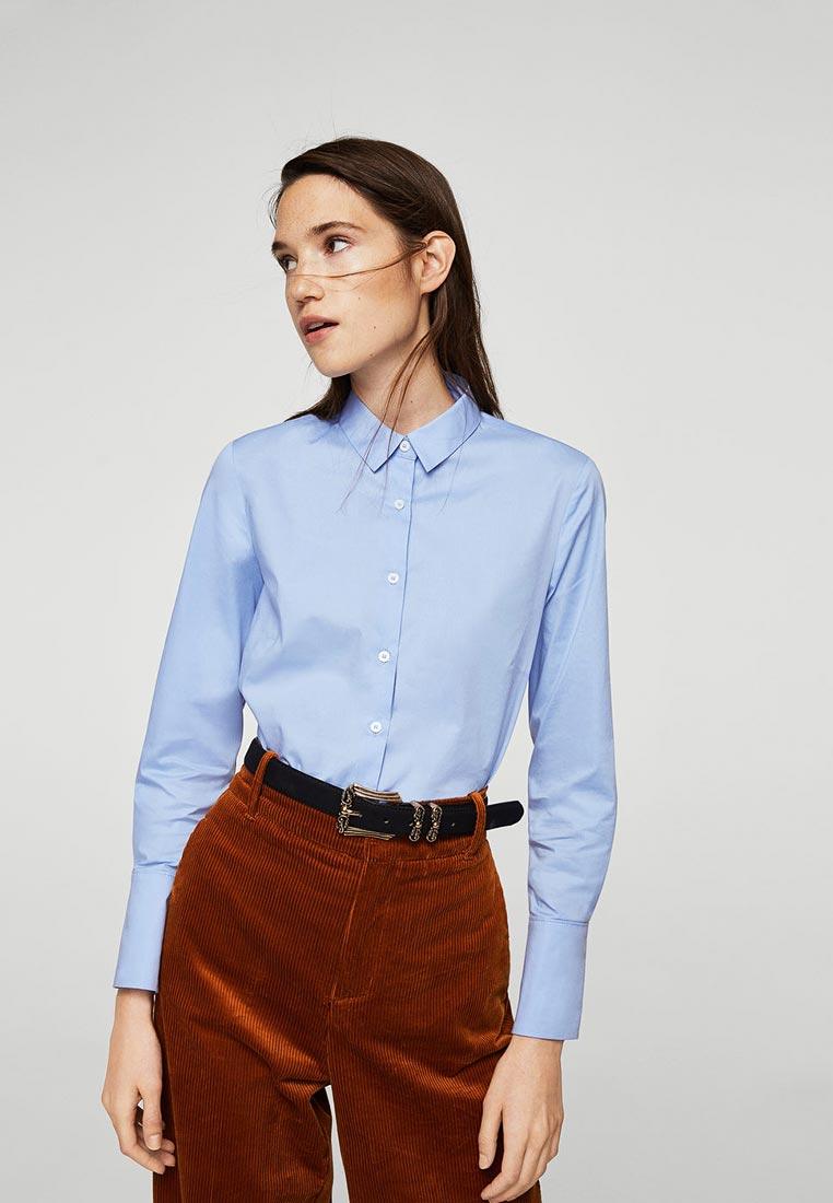 Женские рубашки с длинным рукавом Mango (Манго) 21070542