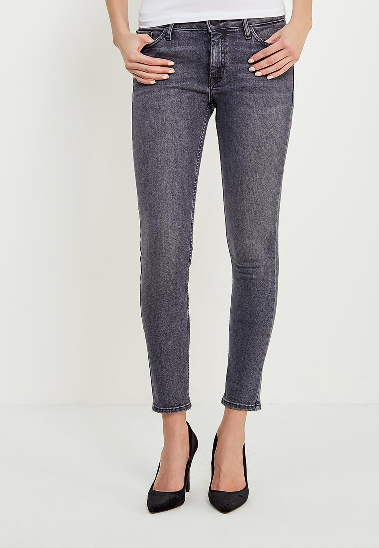Зауженные джинсы Mango (Манго) 23000426