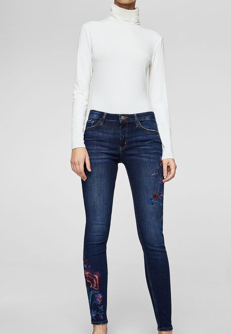 Зауженные джинсы Mango (Манго) 23000564