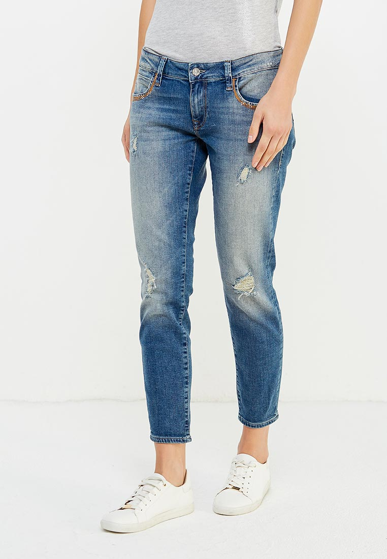 Зауженные джинсы Mavi 1087017220