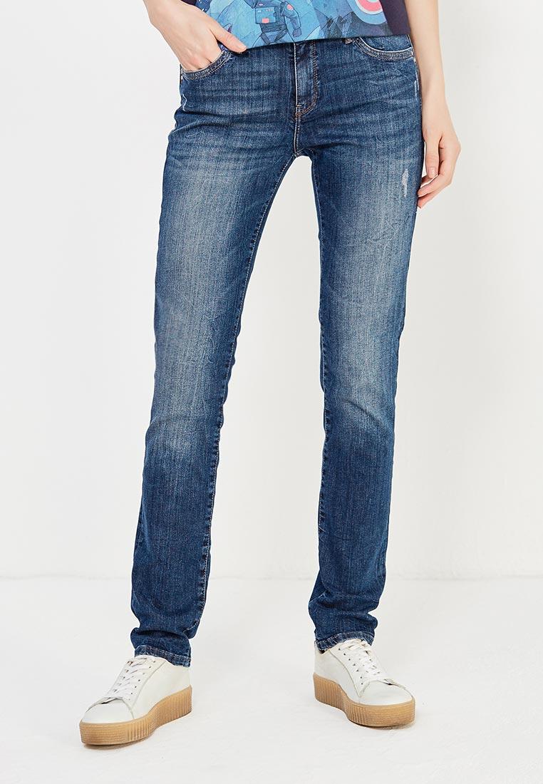Зауженные джинсы Mavi 1070423870