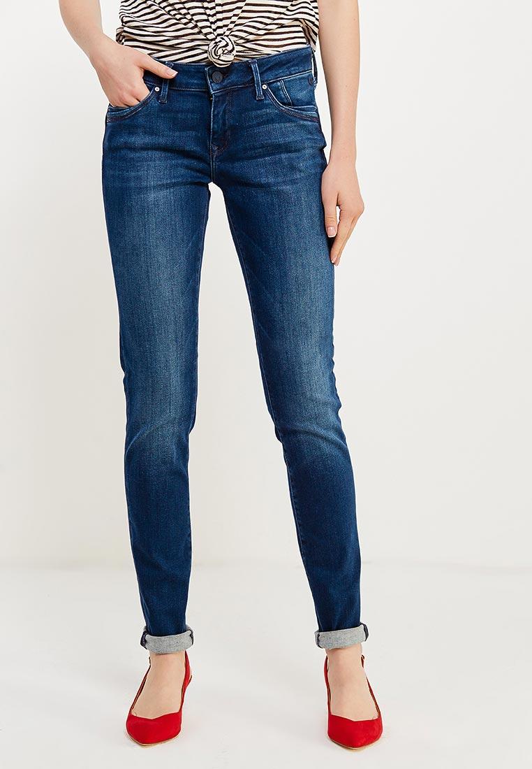 Зауженные джинсы Mavi 1067024184