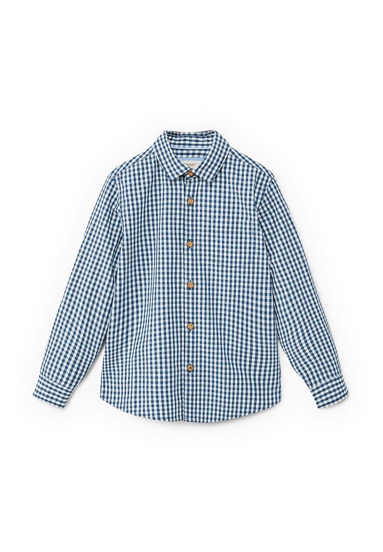 Рубашка Mango Kids (Манго Кидс) 23033019