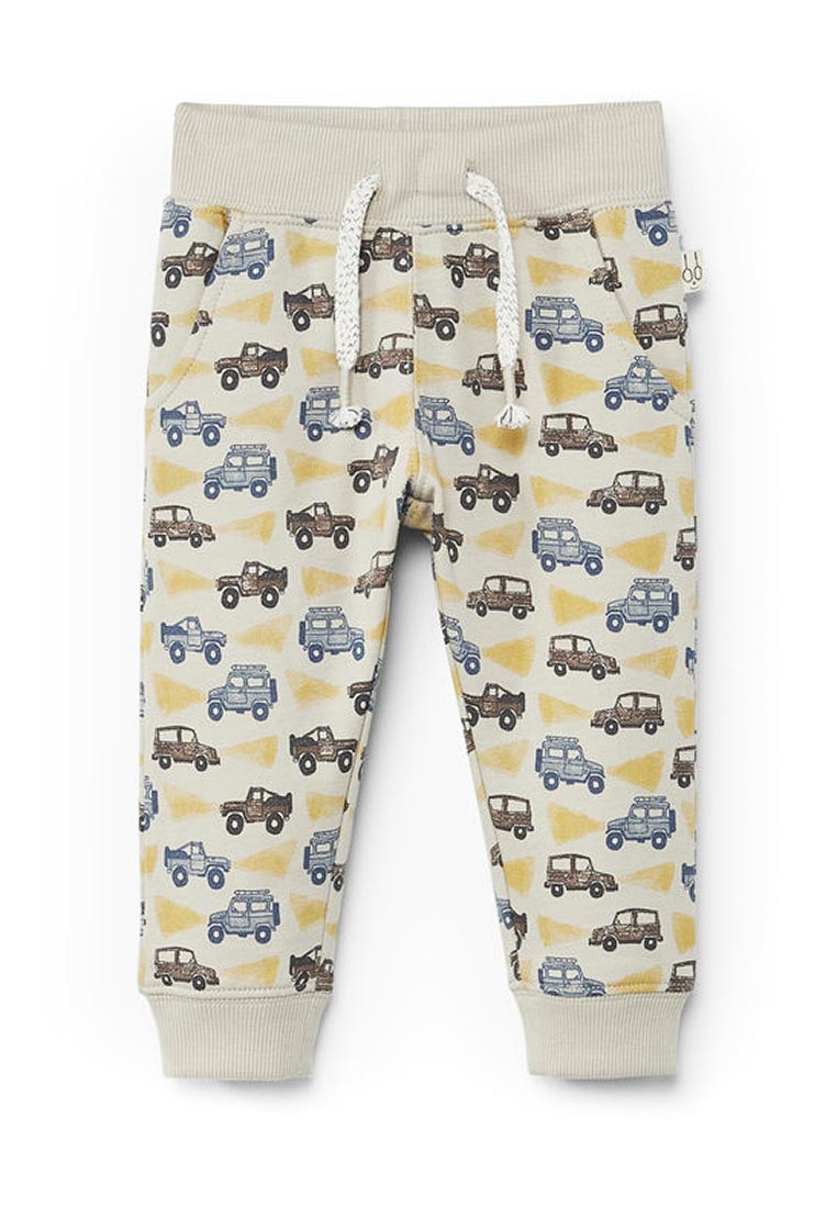 Спортивные брюки для мальчиков Mango Kids (Манго Кидс) 23093009