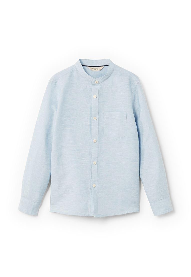 Рубашка Mango Kids (Манго Кидс) 23053017