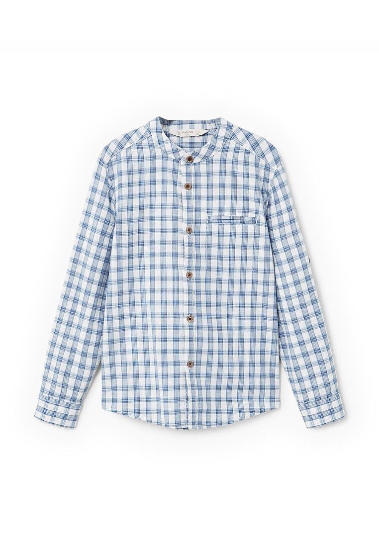 Рубашка Mango Kids (Манго Кидс) 23053028