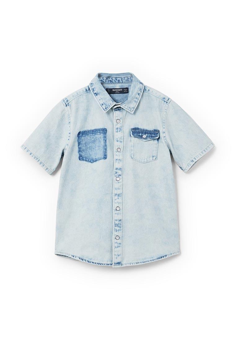 Рубашка Mango Kids (Манго Кидс) 23083025