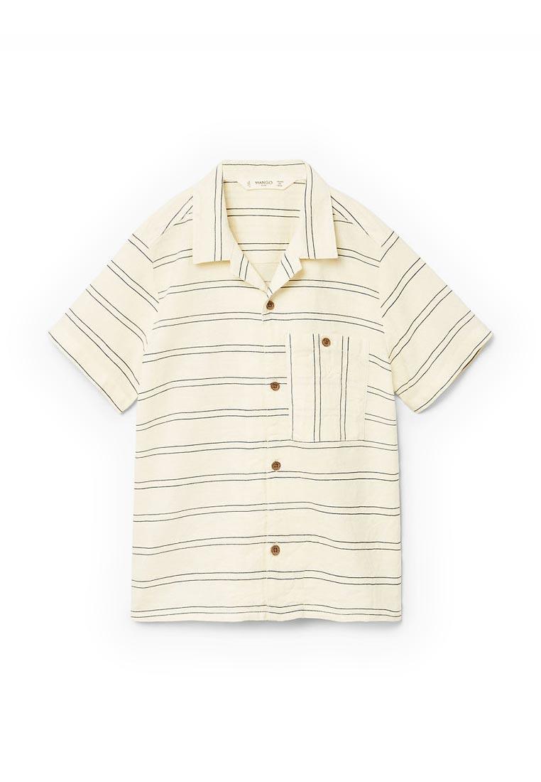 Рубашка Mango Kids (Манго Кидс) 23055007