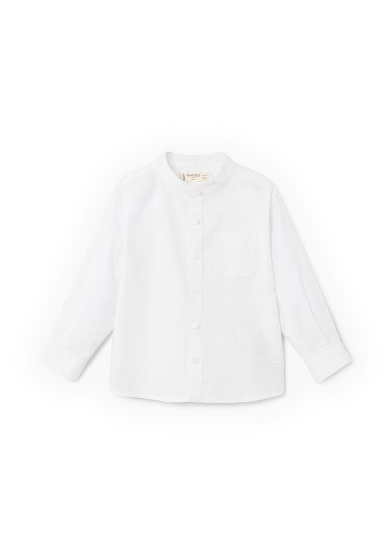 Рубашка Mango Kids (Манго Кидс) 23030395