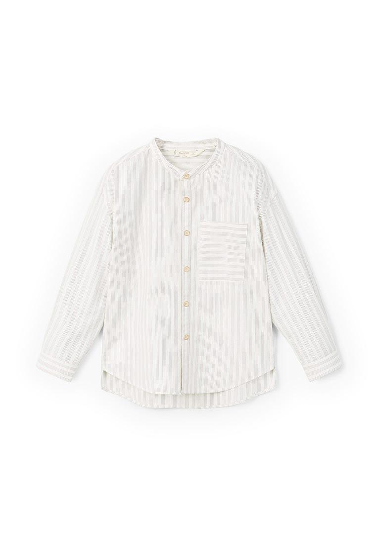 Рубашка Mango Kids (Манго Кидс) 23060663