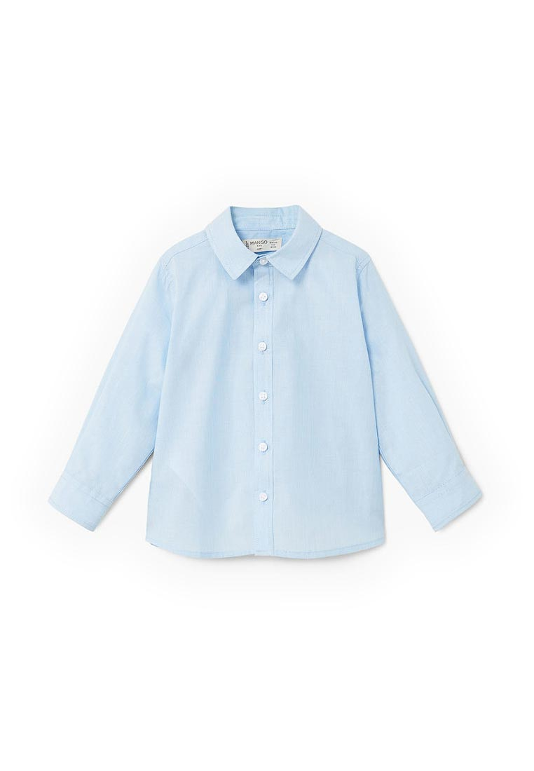 Рубашка Mango Kids (Манго Кидс) 23030396
