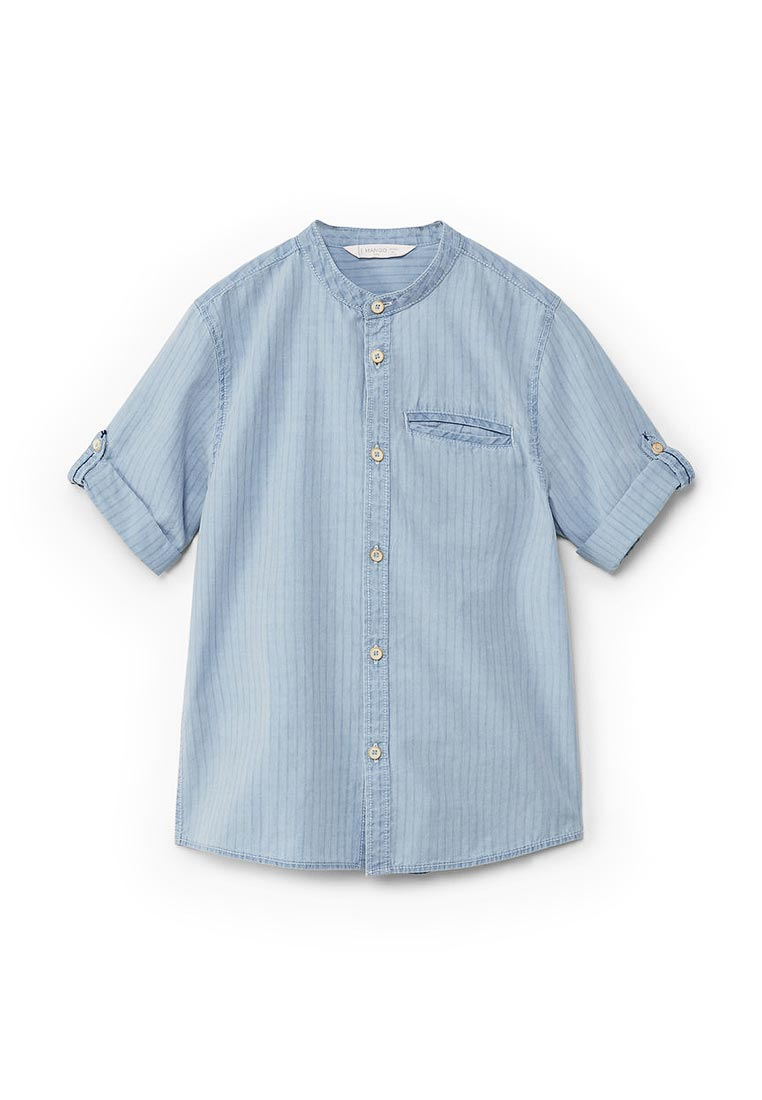 Рубашка Mango Kids (Манго Кидс) 23093630
