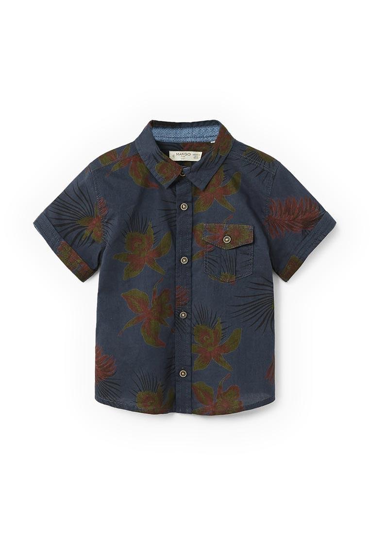 Рубашка Mango Kids (Манго Кидс) 23063629