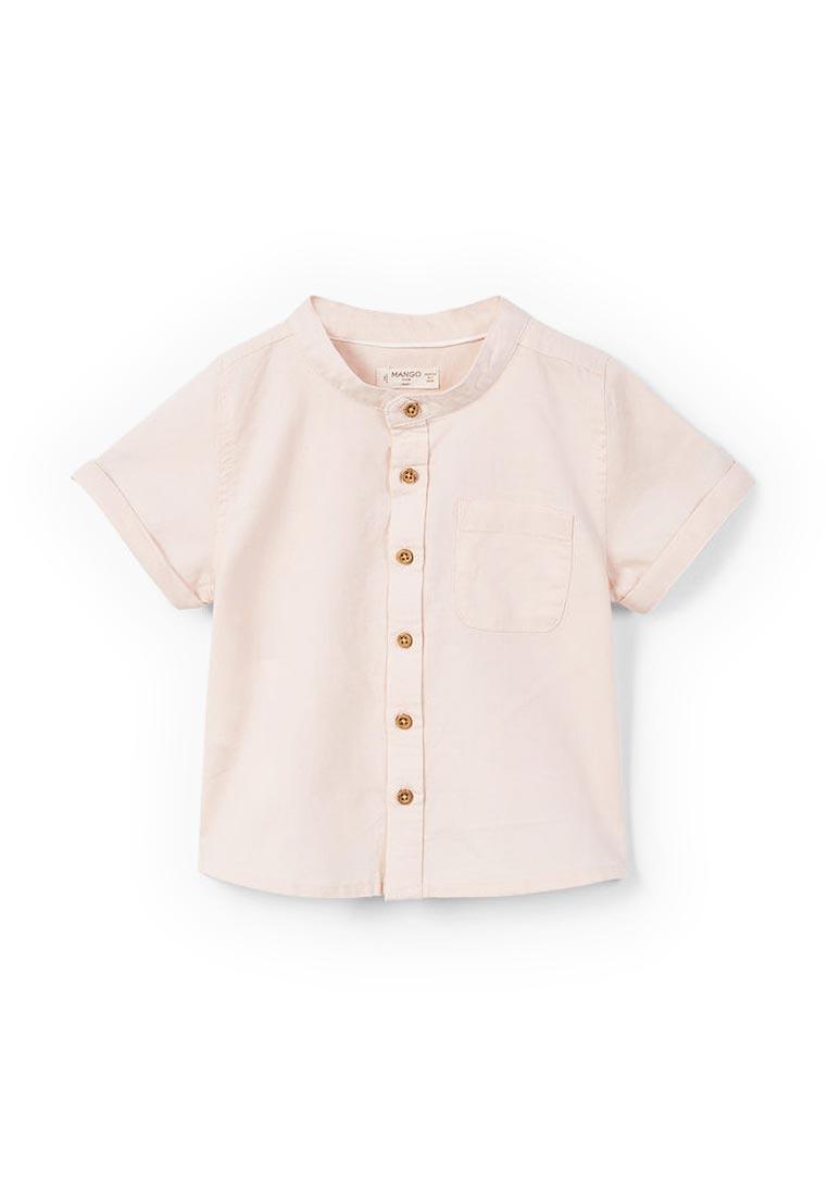 Рубашка Mango Kids (Манго Кидс) 23033663