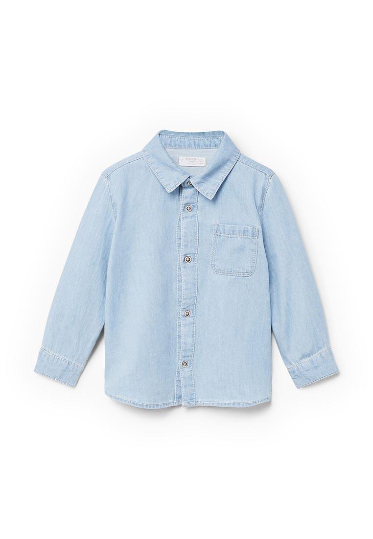 Рубашка Mango Kids (Манго Кидс) 23020644