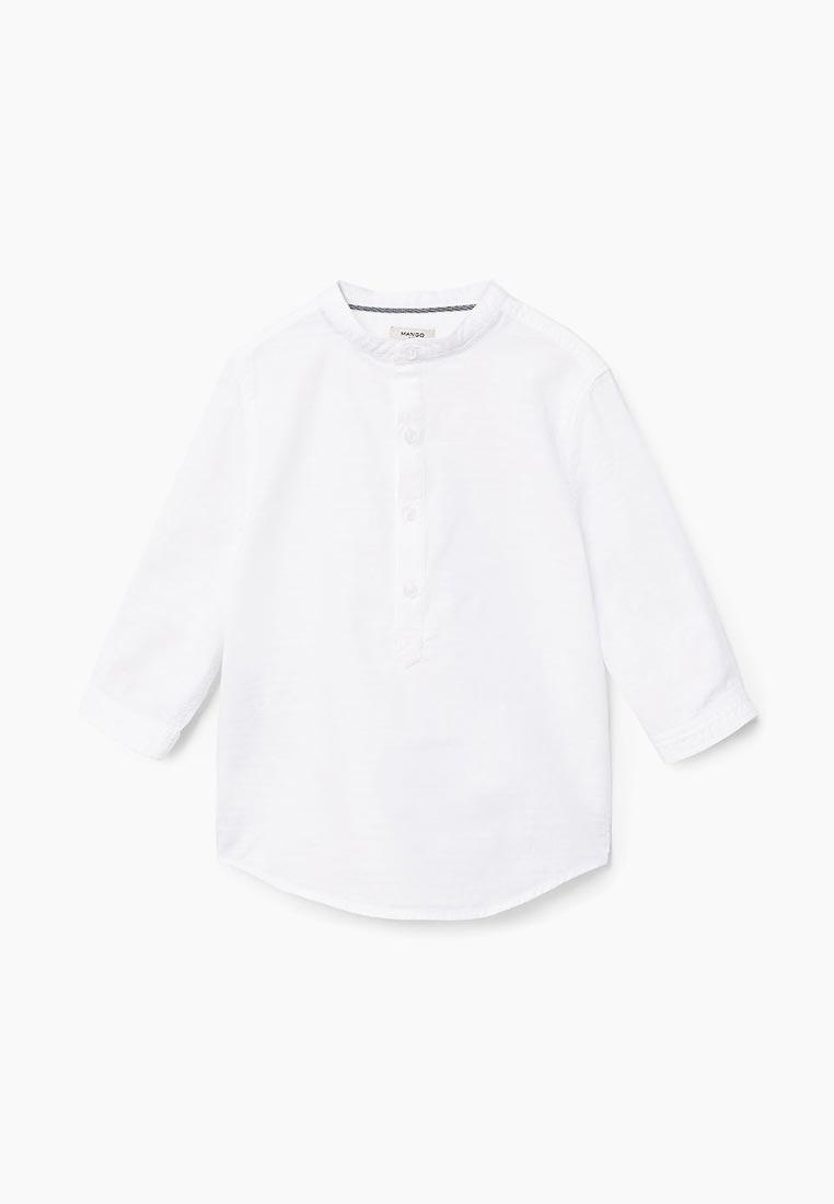 Рубашка Mango Kids (Манго Кидс) 23057013